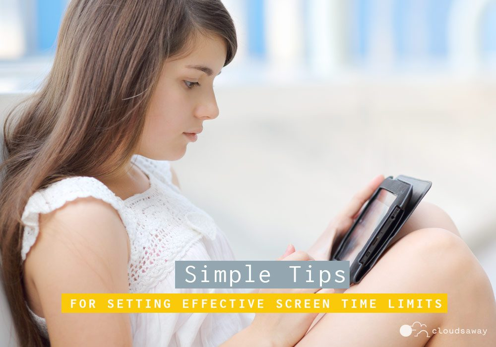 Simple Tips For Setting Effective Screen Time Limits